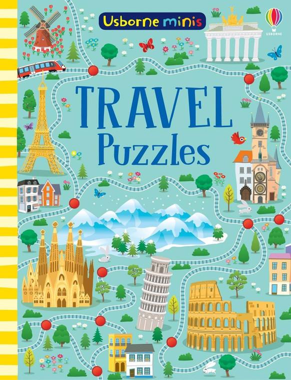 Travel Puzzles Mini (6100)