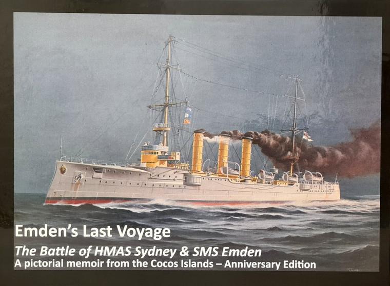 Emdens Last Voyage: The Battle of HMAS Sydney and SMS Emden at Cocos Island (5127)