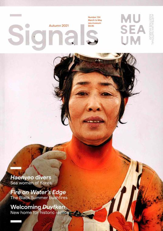 Signals Magazine Issue 134 (237autumn2021)
