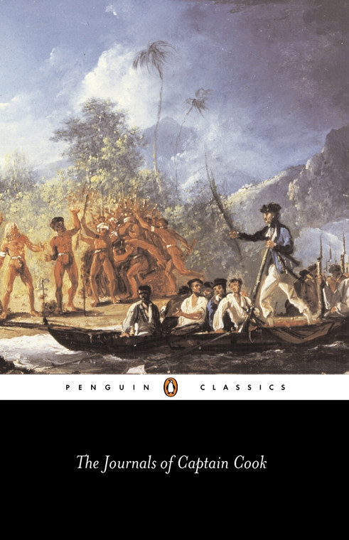 The Journals of Captain Cook - Penguin Classics by James Cook