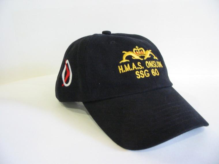 Baseball Cap - HMAS Onslow (909)