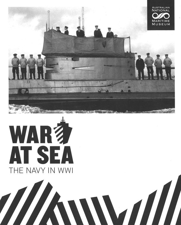 War At Sea (Exhibition Catalogue) (1915)