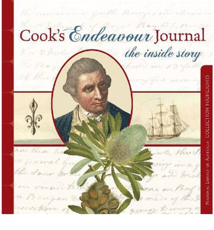 380 Cook's Endeavour Journal: The Inside Story