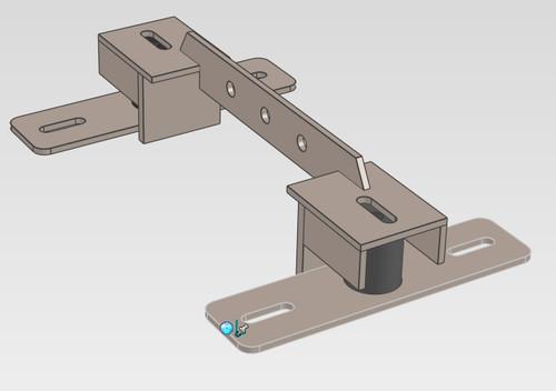 Hanger Bearing Bracket Assembly C136441
