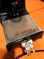 120 Screen with Pneumatic Vibratory Motor
