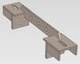 C136442 Hanger Bearing Bracket Top