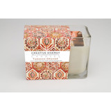 Tarocco Orange: 2-in-1 Soy Lotion Candle-7oz
