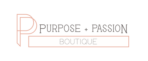 Purpose + Passion Boutique