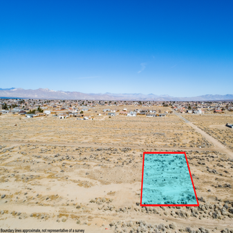 Single-Family Vacant Lot on Evergreen Ave. –  10,268 sq. ft.