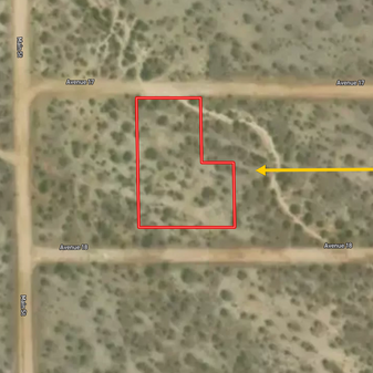 Single-Family Residential Lot on Avenue 17 & Avenue 18 -10,000 sq. ft.