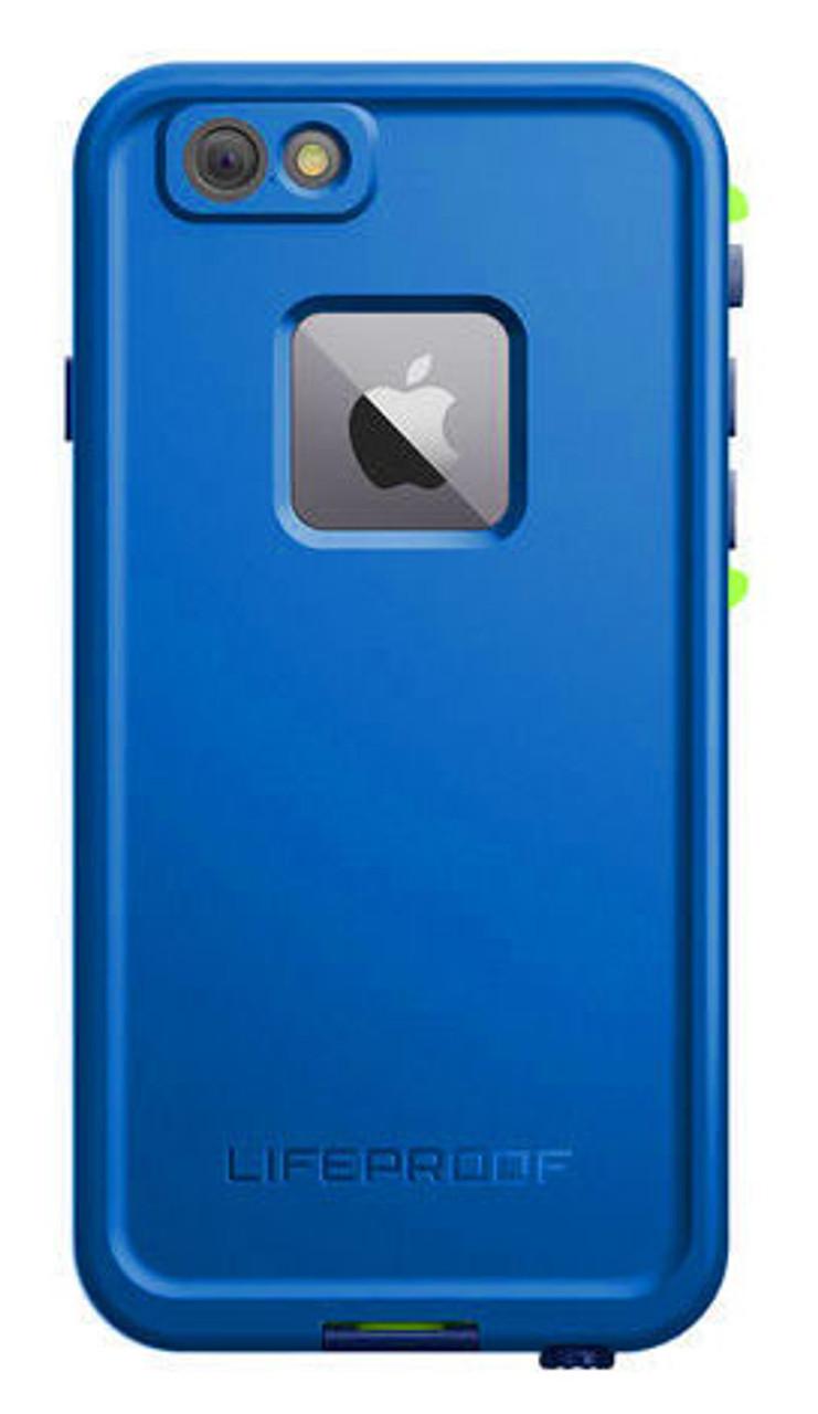 buy popular 8caa7 6565c LifeProof FRE Case iPhone 6/6S - Banzai Blue