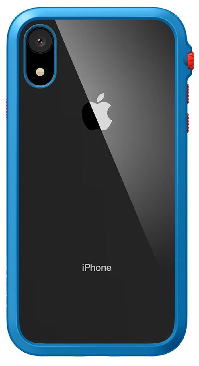 new arrival 68da6 cb7c5 Catalyst Impact Protection Case for iPhone XR - Orange/Blue