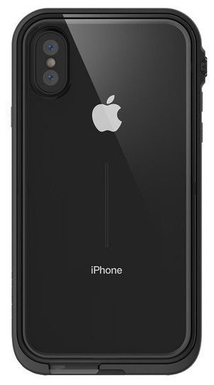 new product 7287f ddf0b Catalyst Waterproof Case for iPhone Xs ONLY - Stealth Black