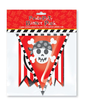 Pirate Party Wares Banner Pack