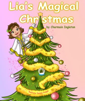 Lia's Magical Christmas Picture Book for Children