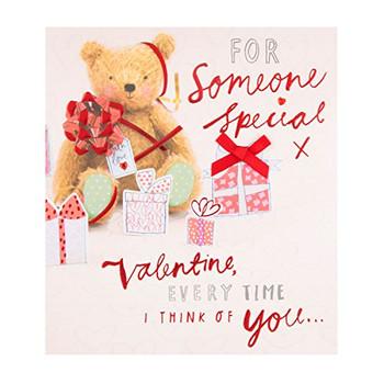 Hallmark Someone Special Valentine's Day Card 'Warm Fuzzles' - Medium