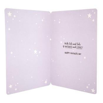 "Hallmark 25486676 Mother's Day Card""Really Sparkly"" - Medium"