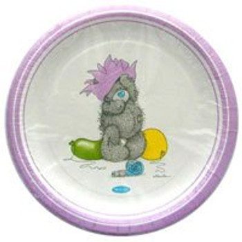 Me to You Bear Plates Pack of 8
