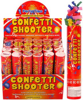 CONFETTI SHOOTER 20CM