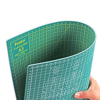 A4 Green Cutting Mat by First Stat
