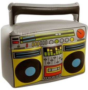 INFLATABLE BOOM BOX 44 X 38CM
