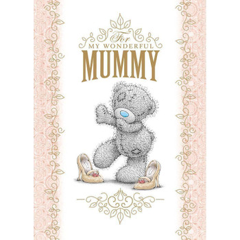 Me to you for my wonderful mummy mother's day card