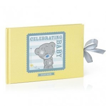 Celebrating Baby Me to You Bear Guest Book