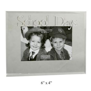 School Days Memory Frame FG502
