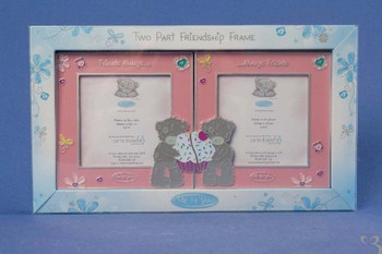 Me to You Bear Cupcakes Frame