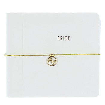 Always & Forever' Bound Spiral Journal - Bride