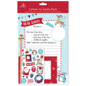 Christmas Letters To Santa Pack
