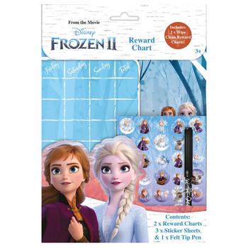 Frozen 2 Reward Charts