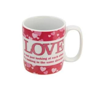 "LOVE ""Language of Life"" Mug"
