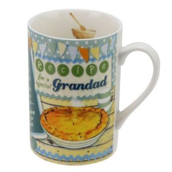 Grandad Recipe Mug