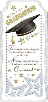 Congratulation On Your Graduation Sentimental Handcrafted Ceramic Plaque