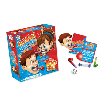 Babble Battle Head 2 Head Mouthpiece Board Game