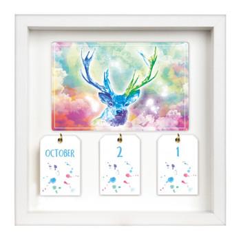 "Special Remembrance Calendar Photo Frame 4""x 6"""