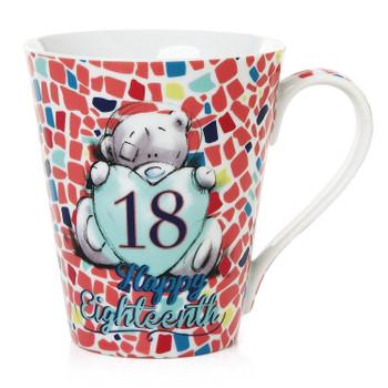 "Me To You Tatty Teddy ""18th Birthday"" Mug"