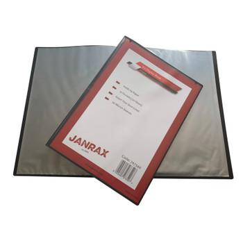 A3 10 Pockets Presentation Display Book by Janrax
