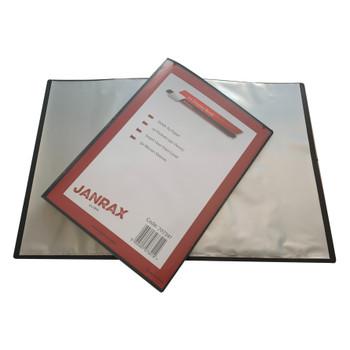 A3 20 Pockets Presentation Display Book by Janrax