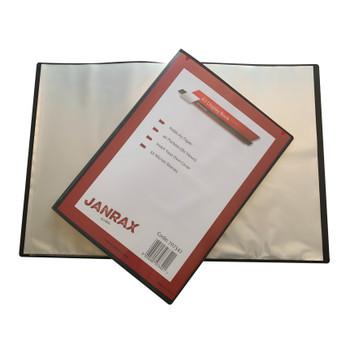 A3 40 Pockets Presentation Display Book by Janrax