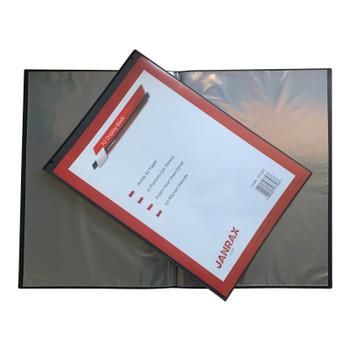 A2 10 Pockets Presentation Display Book by Janrax