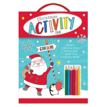 Christmas Eve Travel Activity Set