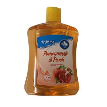Pomegranate and Peach 500ml Handwash by Hygienics