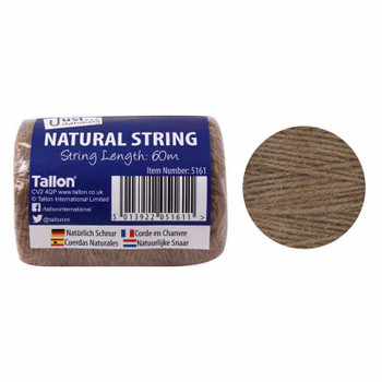 Ball of 60m Natural String