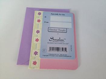 Memories Never Die....Wallet Card (Sentimental Keepsake Wallet / Purse Card)