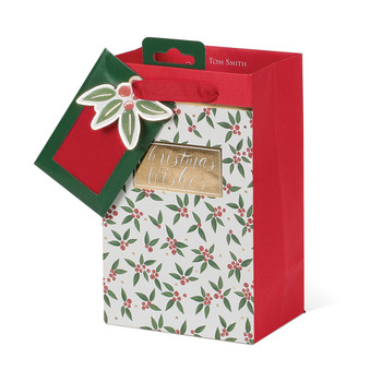 Merry Berry Design Christmas Perfum Gift Bag