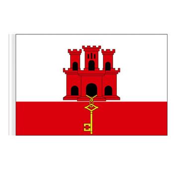 """Gibraltar Flag 5""""x3"""""""