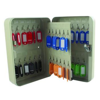 48-Key Cabinet Pearl Grey