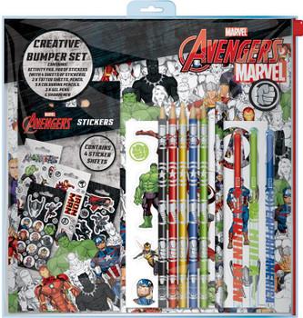 Avengers Infinity Creative Bump Set